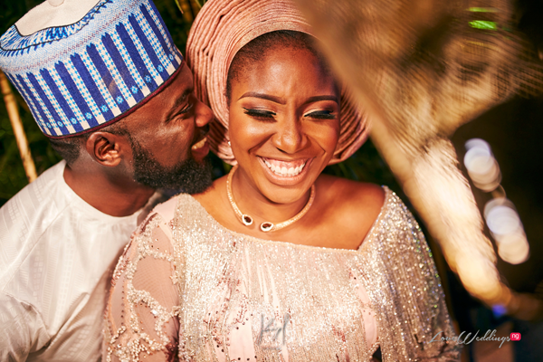 Amina & Jide's Colourful Kamu Ceremony | #Jamin19