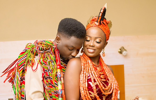 Amanda & Keji's #KayMan19 Colourful Traditional Wedding