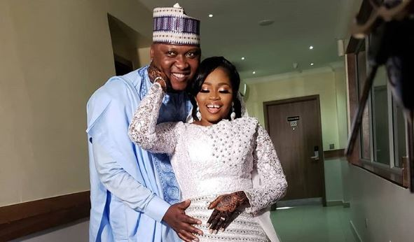 Nollywood actress, Tawa Ajisefinni weds in Ibadan