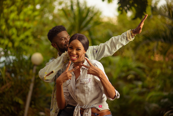 Anu & Marthins' love story all started one Sunday afternoon on the Island | #LoveinApril2019
