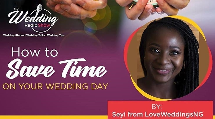 8 tips to save time at your Nigerian wedding