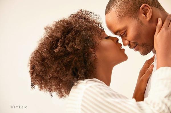 Temidayo Abudu & Adebola Makanjuola's Stunning Pre-Wedding photos | #TeddieMak