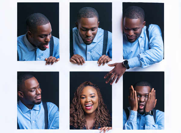 Tobi & Seyi's #ElementaryLove2019 is all shades of cute!