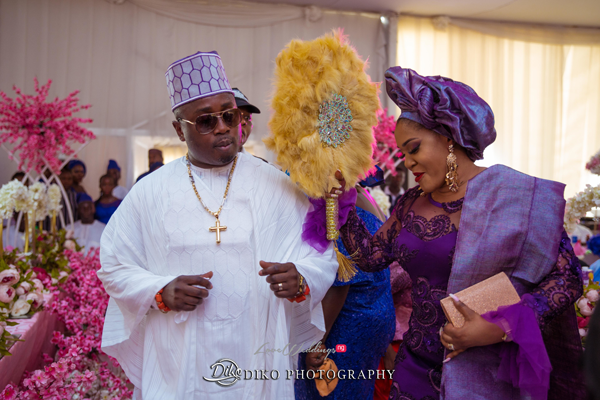 Adedayo & Olatunbosun's Stunning Traditional Wedding | #Olad19
