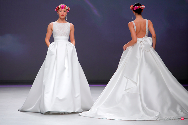 Aire Barcelona at the Valmont Barcelona Bridal Fashion Week 2019 | #VBBFW19
