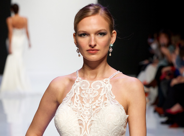 Allure Bridals at London Bridal Fashion Week 2019 | #LBFW2019