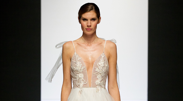 Danit Levi at London Bridal Fashion Week 2019 | #LBFW2019