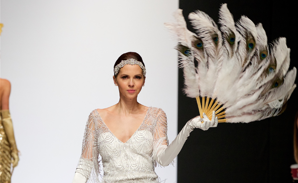 Eliza Jane Howell at London Bridal Fashion Week 2019 | #LBFW2019
