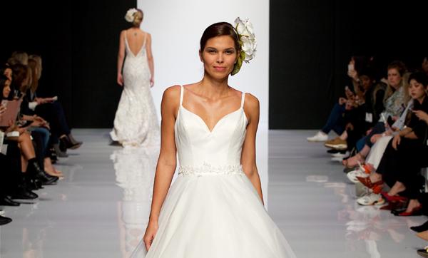 Eternity Bridal at London Bridal Fashion Week 2019 | #LBFW2019