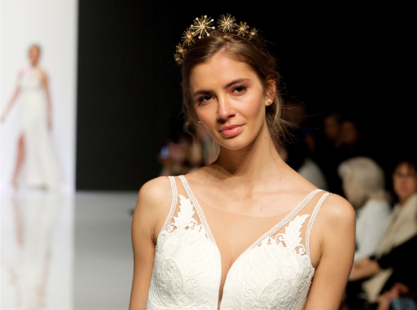 Herve Paris at London Bridal Fashion Week 2019 | #LBFW2019