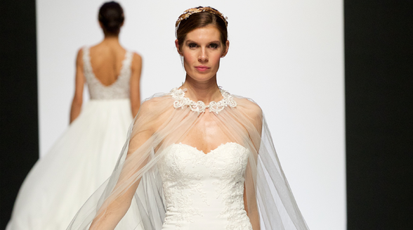 Ivory & Co at London Bridal Fashion Week 2019 | #LBFW2019