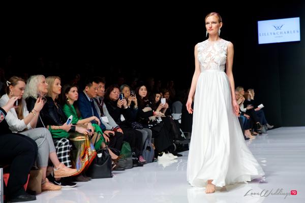 Lilly & Charles at London Bridal Fashion Week 2019