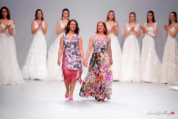 Maria Salas at the Valmont Barcelona Bridal Fashion Week 2019 | #VBBFW19