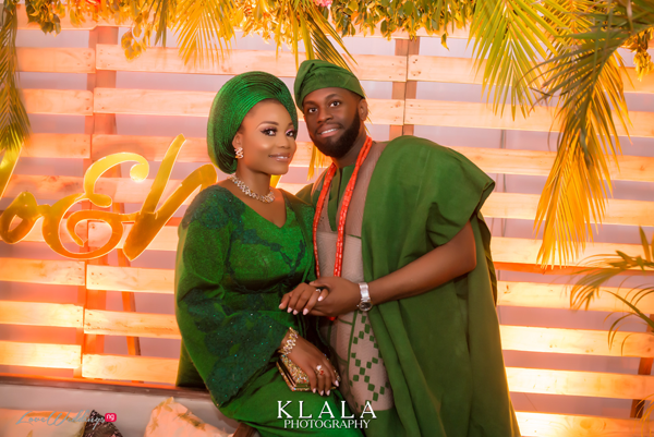 Morayo & Olusola's Stunning Traditional Wedding | #MoëtMo
