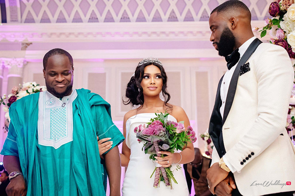 This styled shoot is flawless and regal | Zuri Luxe Events