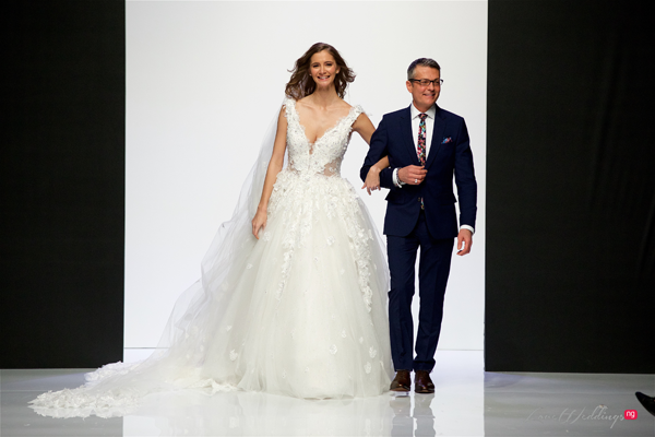 Randy Fenoli at London Bridal Fashion Week 2019 | #LBFW2019