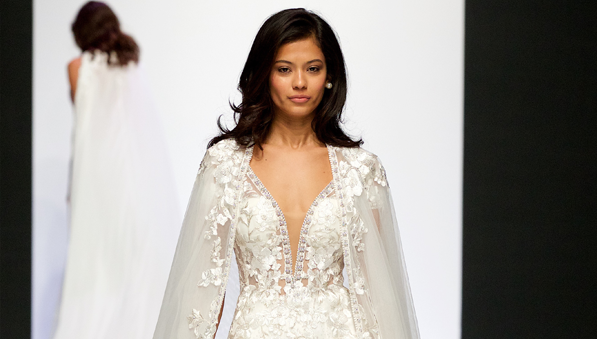 Ronald Joyce at London Bridal Fashion Week 2019 | #LBFW2019