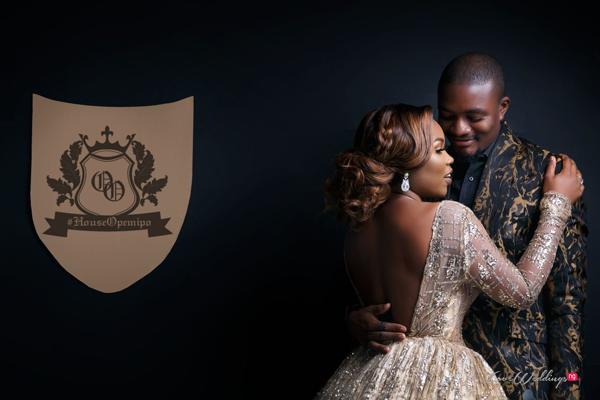 The namesakes who won a Dream Wedding share their Keke love story   #OpeWaPo2019