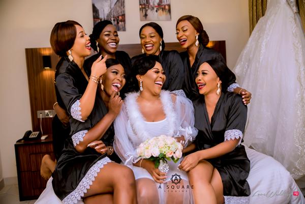 Delphine & Emeka's Wedding features some wedding trend we love