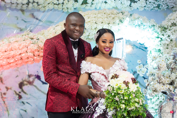 1 Bride, 5 Looks | Fadekemi & Seyi's glamorous wedding