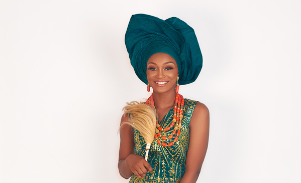 The Olori collection by OmoAduke is beautiful