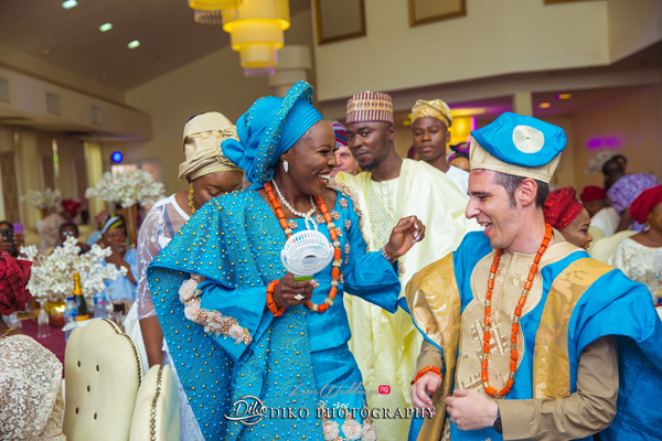 Shola & Chris' Traditional Wedding | Diko Photography