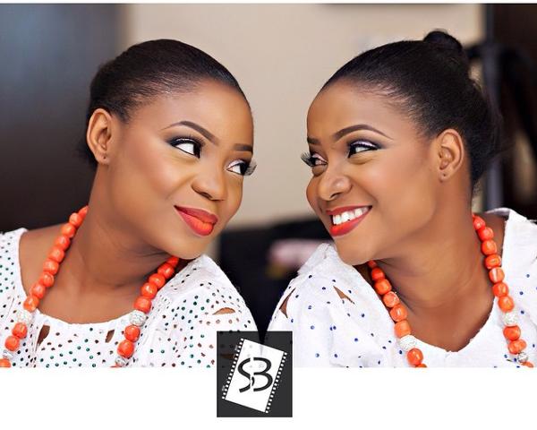 20 Nigerian Couples who had DOUBLE WEDDINGS