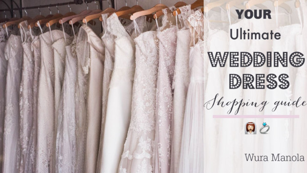Wura Manola's 5 wedding dress shopping tips