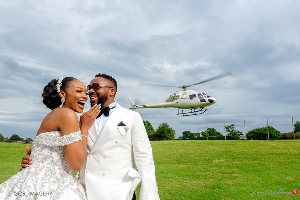 Onyeka & Michael's Magical Wedding in London | #Magic2019