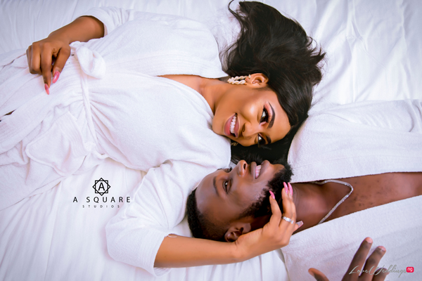 Remembrance & Lukeman's Co-ordinated PreWedding Shoot