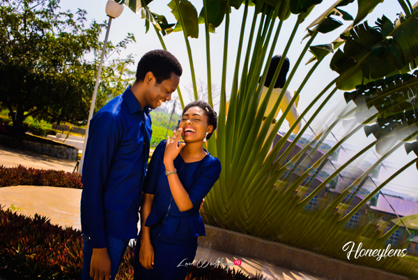 Opeyemi & Adebimpe's love started from a relationship of faith