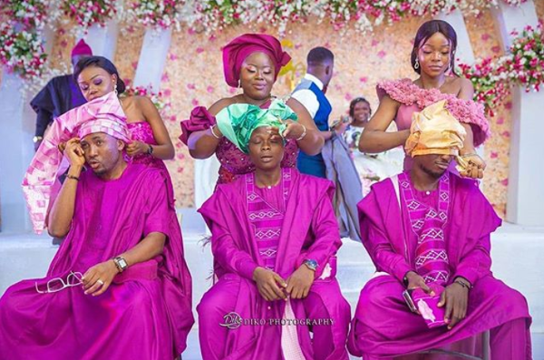 Wedding Games & Activities for your Nigerian wedding reception