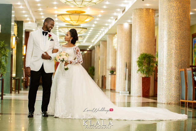 Folashade & Seun's Stunning Nigerian Wedding | #TheJAGS2019