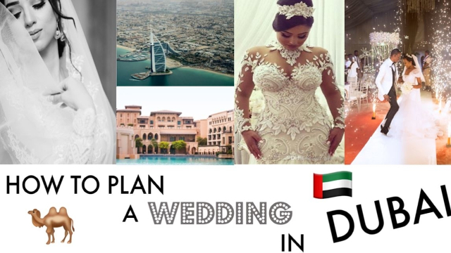 How to plan a wedding in Dubai |Get Wedding Ready with Wura Manola