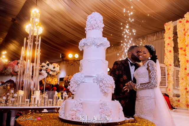 Laila & Kazeem's Beautiful Nigerian Wedding | #TailorMyHeart19