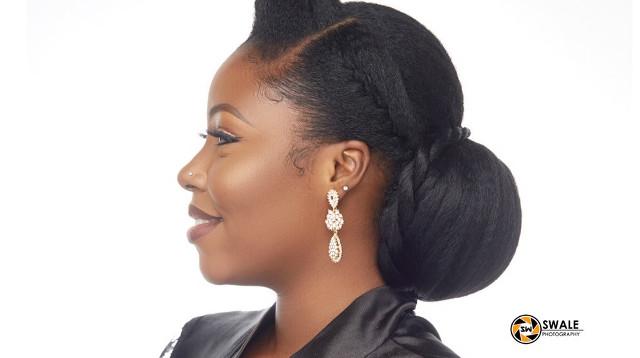 Black Bridal Robe Inspiration Shoot