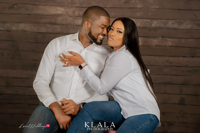 Shade & Seun's pre-wedding shoot ticks all the right boxes | #THEJAGS2019