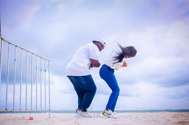 Yomi & Abayomi's love story started from a marketing lead | #Ayomi19