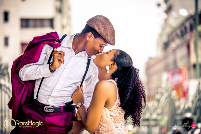 Flora & Gbenga's love story started thanks to NYSC | #FG19