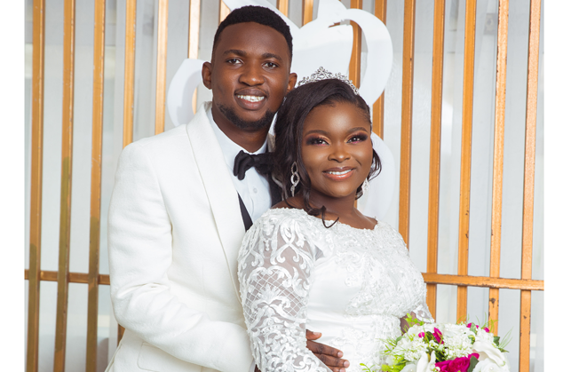 The accountants, Seun & Bola who got married | #SBUnion19