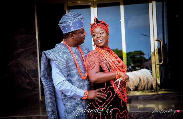 Seun & Wale's Traditional Wedding | #TheSWLove