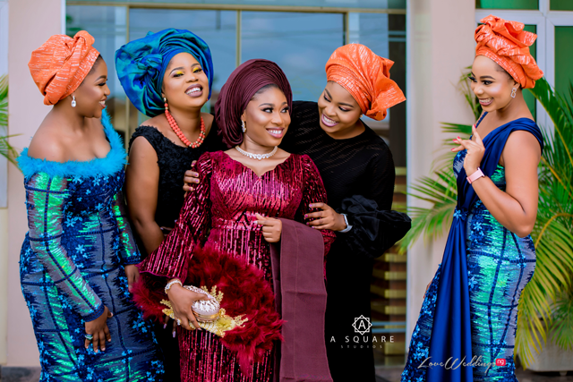Toun & Tolu's Nigerian Traditional Wedding