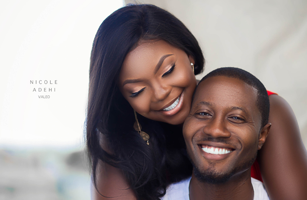 Bukunmi & Dami's Stunning PreWedding Shoot will make you smile