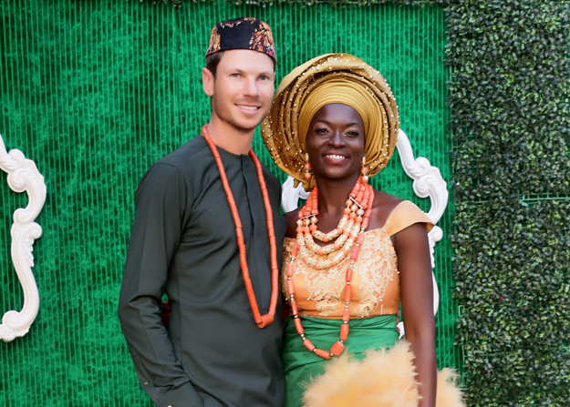 Chidiogo Akunyili & Andrew Parr's Traditional Wedding | #ChidAndrew