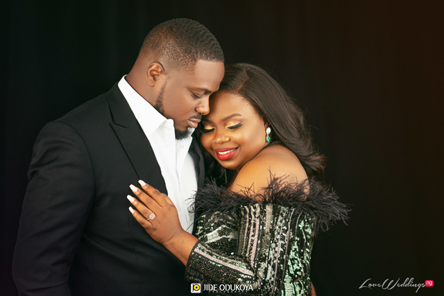 It was love at first sight for Modupe & Babatunde | #MBWithLove