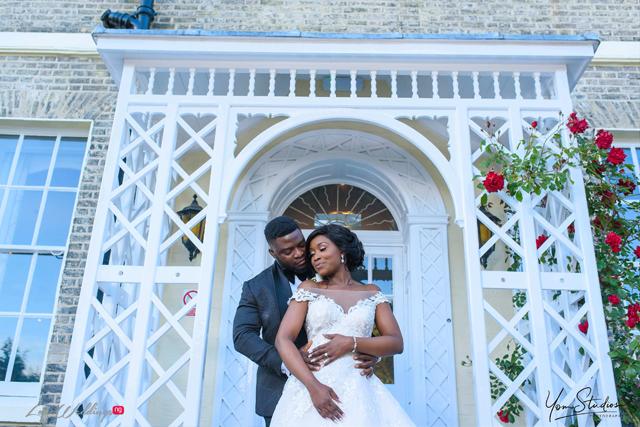 Tosin & Tona's Beautiful 2-in-1 wedding in London | #Txt2019