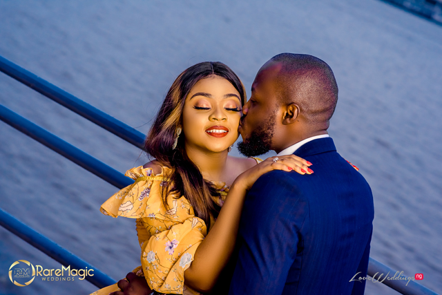 Uzoma & Ogonna's beautiful pre-wedding photos | #UOForever19