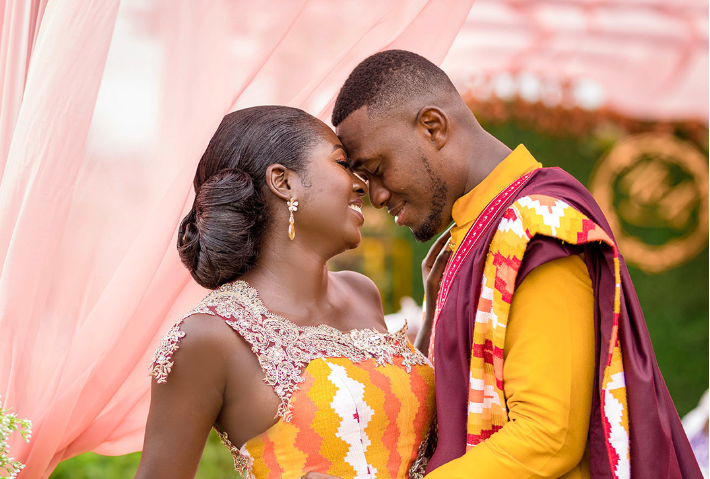 Adonai & Nana's Ghanaian Traditional Wedding | #NanaNana2k19