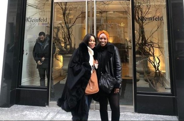 5 Reasons we love this Mother of the Bride, Mo Abudu