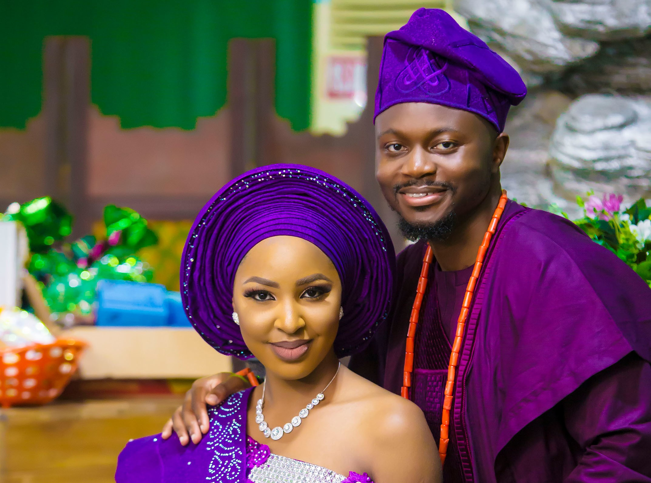 What we loved about Banj & Tosin's #Bosin2018 Nigerian Wedding